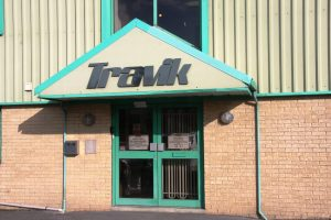 Travik Main Entrance