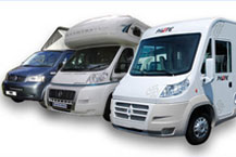 Caravan and Motorhome picture